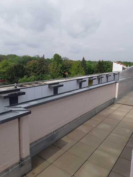 Sonnige 2 ZKB mit Balkon in südlichem Teil der Altstadt in Mitte (Ingolstadt)