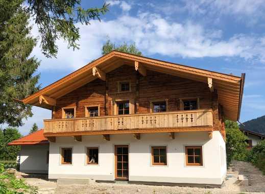 """Der """"Holzstätt-Hof"""" am Tegernsee - Neubau Landhaus/Bauernhaus"""