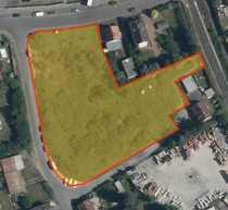 Bild 100 €/m² - Gewerbebaugrundstück in Butzbach - ca. 5328 m² - teilbar ab 500 m²