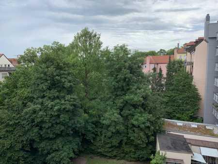 Sehr schönes möbliertes Cityapartment über dem Montgelas-Park - Alt-Bogenhausen in Bogenhausen (München)