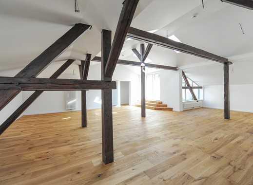 Repräsentative Wohnung mit Dachterrasse!