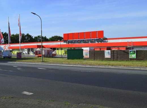 ca. 1370qm Gewerbefläche für Verkauf/Werkstatt/Gastronomie am Ohland Park Kaltenkirchen zu vermieten
