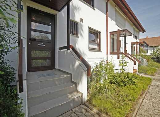 E & Co.- Sehr schönes, familienfreundliches Reihenhaus in Split-Level Bauweise mit Westgarten.