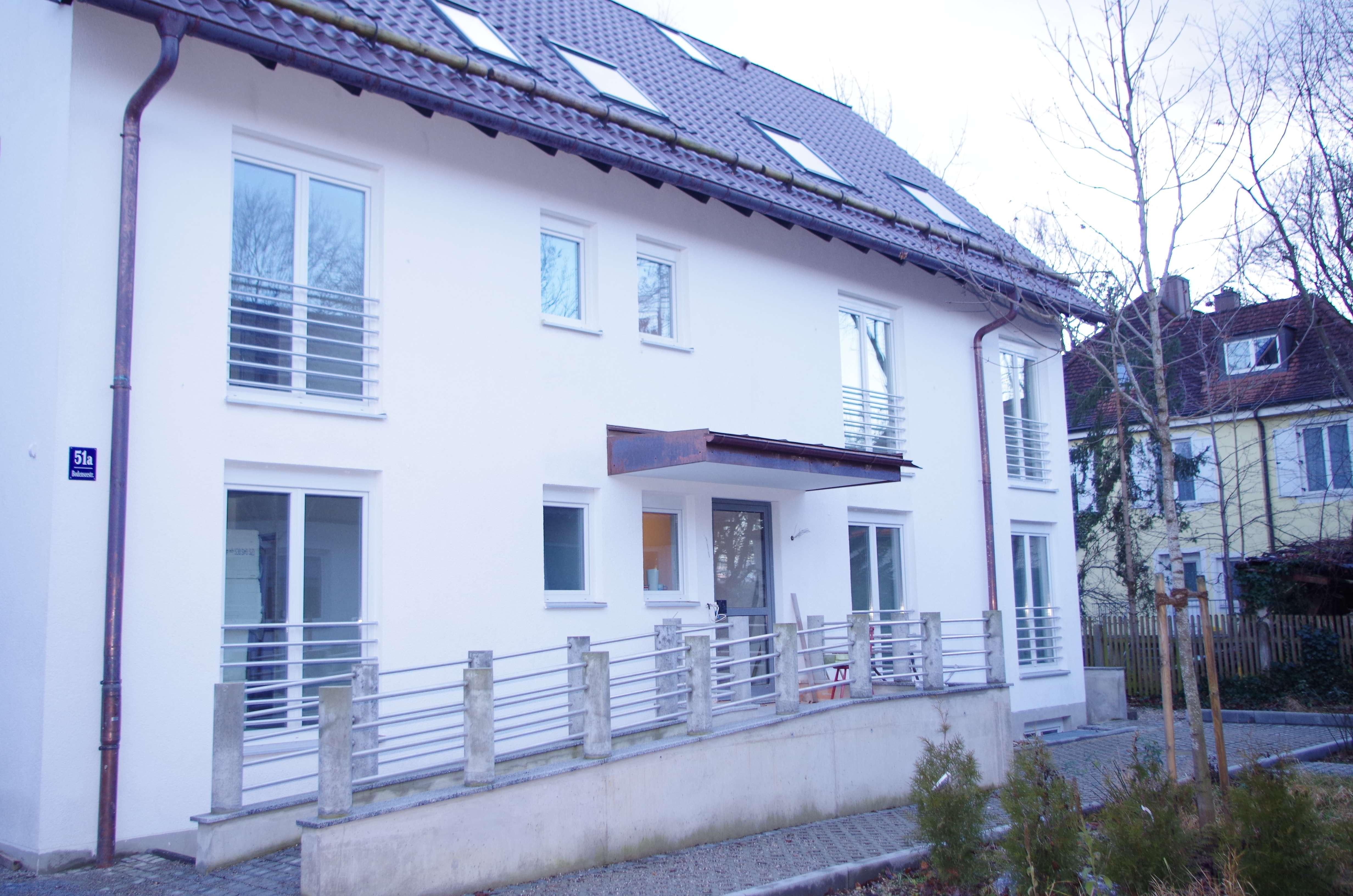 Helle 3-Zimmer-Wohnung mit Loggia ab dem 01.12.2019 zu vermieten in Pasing (München)