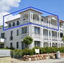 3-Raum-Penthouse mit Sauna und TG-Stellplatz