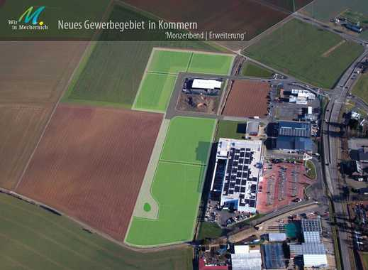 "Gewerbegebiet ""Monzenbend"" in Mechernich-Kommern"
