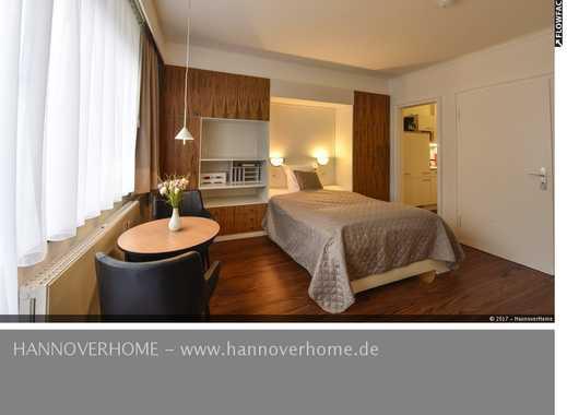 Schickes Einzimmer-Apartment, super zentral gelegen, mit Balkon