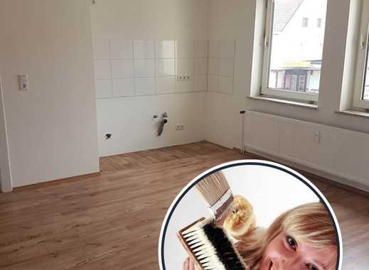 Schöne 3-Zimmer-Wohnung mt Wohnküche