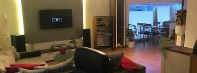 Moderne 2-ZKB-Wohnung mit Küche,Fußbodenheizung  u. schöner Terrasse in Minden (Kutenhausen)