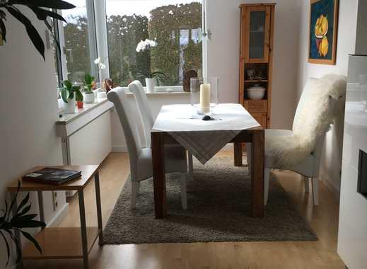 Exklusive, möblierte  2-Zimmer-Erdgeschosswohnung mit Einbauküche in Gräfelfing