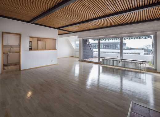 3 1/2-Zimmer-Penthouse-Wohnung in Darmstadt-Martinsviertel