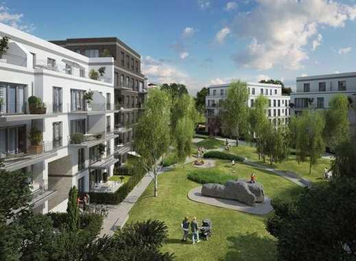 Erstbezug:  3-Zimmer-Wohnung mit EBK und Balkon in Karlshorst (Lichtenberg), Berlin