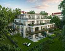 LUXURY EG-Wohnung JOAO - Süd-West-Wohnung mit Garten