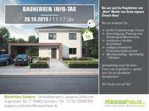 Bauherren-Info-Tag am Sonntag 20 10