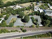 ehemaliges Ausbildungszentrum in Schkopau bei