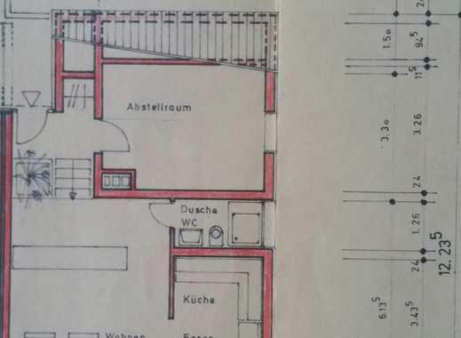 Schöne zwei Zimmer Wohnung in Stuttgart, Bad Cannstatt - Gebiet Geiger-Memberg