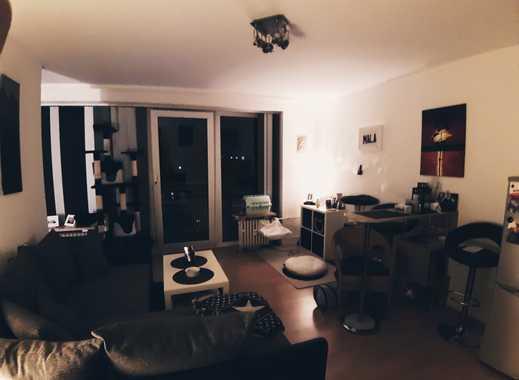 Freundliche 1,5-Zimmer-Wohnung mit Balkon in Wuppertal