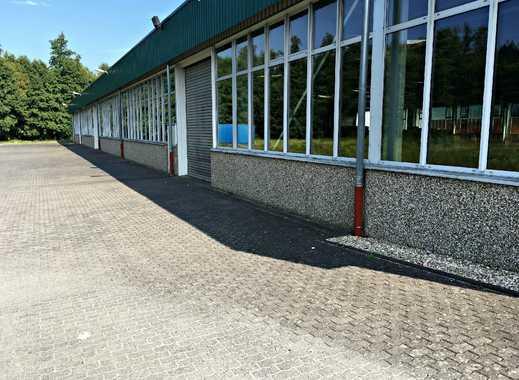 A3 Nähe 56428 Dernbacher Dreieck helle Lager- oder Produktionshalle (2.000 m²) mit Freifläche