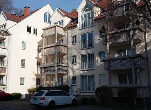 Attraktive 3-Zimmer-Wohnung mit Balkon in Meiningen