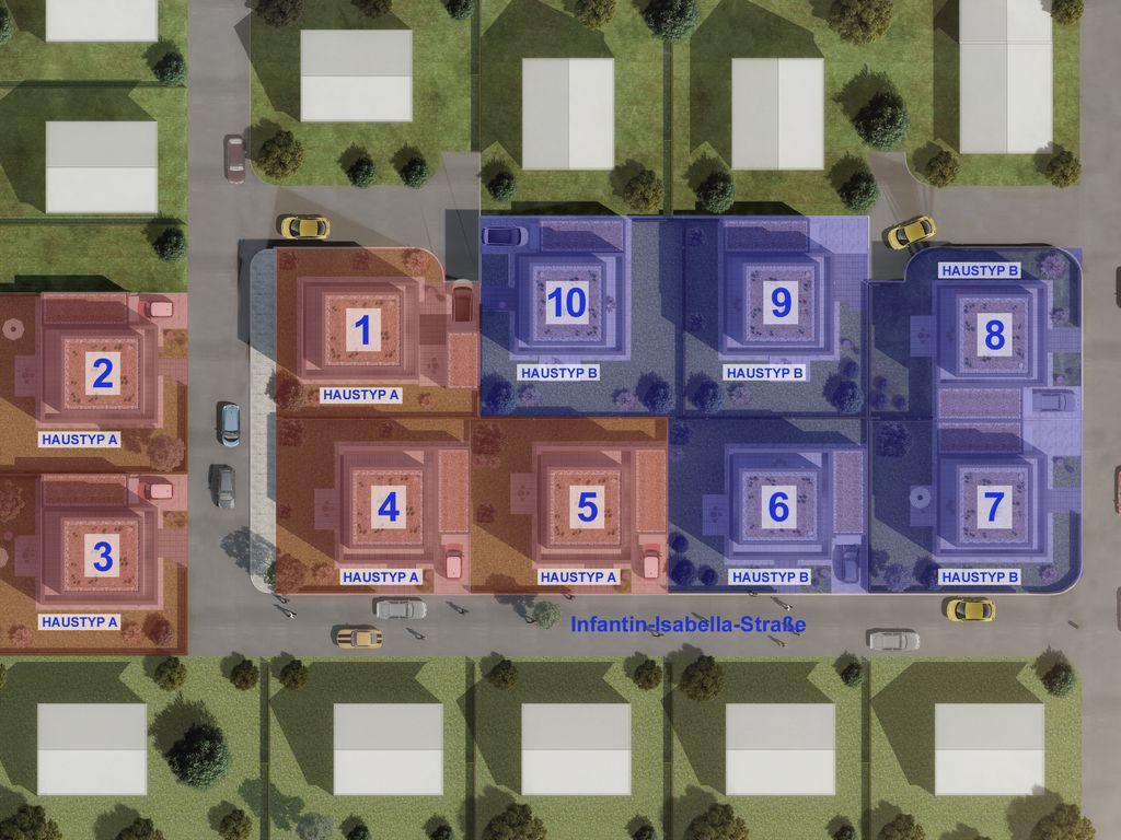 Lageplan Grundstück 6