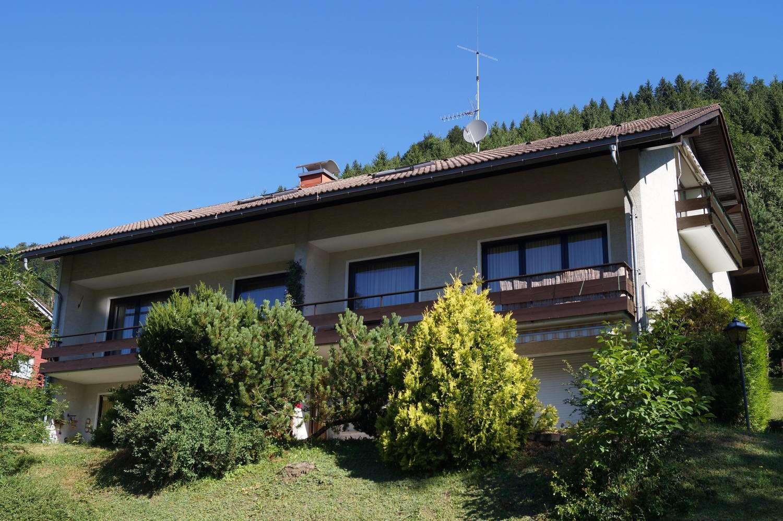 Ganz oben - Attraktive 2 - Zi. - Dachgeschoss - Wohnung zwischen Alpsee und Oberstaufen in Oberstaufen