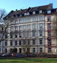 Sachsenhausen Nord Klassische 4-Zimmer-Altbauwohnung mit