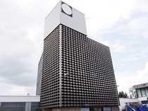 Gewerbeanwesen mit Büroturm in Hardheim