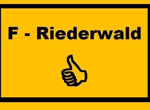 FRANKFURT-RIEDERWALD:  Ca.3.440 m² Gewerbegrundstück