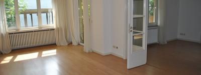 Stilvolle 4-Zimmer-Wohnung mit Balkon - zentral in einer Mindener Stadtvilla gelegen am Glacis
