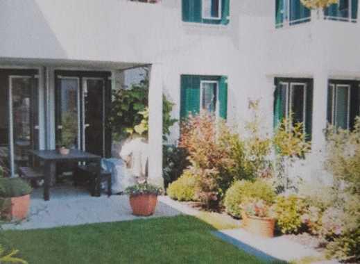 Exklusive, neuwertige 3-Zimmer-Erdgeschosswohnung mit Garten und Einbauküche in Haar