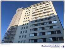 Cityhochhaus Stuttgart 2-Zimmer-Wohnung mit Aussicht