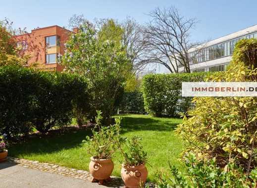 IMMOBERLIN - Townhouse! Perfektes Wohlfühlambiente mit Westgarten in bester Westend-Lage