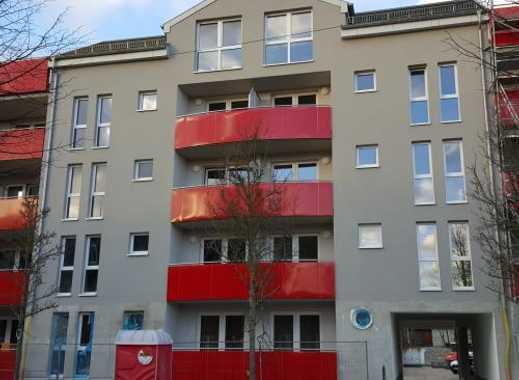 Neuwertig: 3-Zimmer-Wohnung mit 2 Balkonen und Einbauküche in Fleischervorstadt