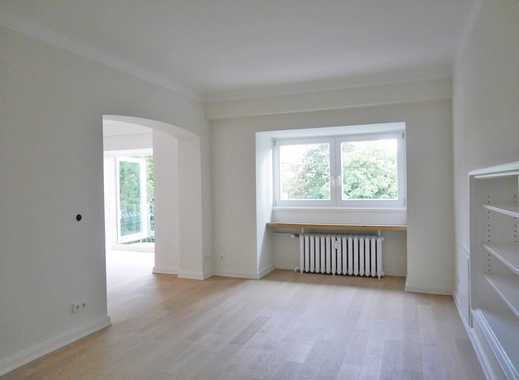Moderne Altbau-Wohnung am Rosengarten