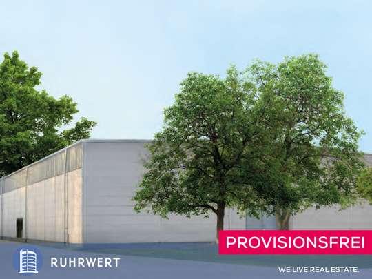 Teaser von Moderne Produktions- und Lagerhalle im Mies-van-der-Rohe Businesspark -Provisionsfrei-