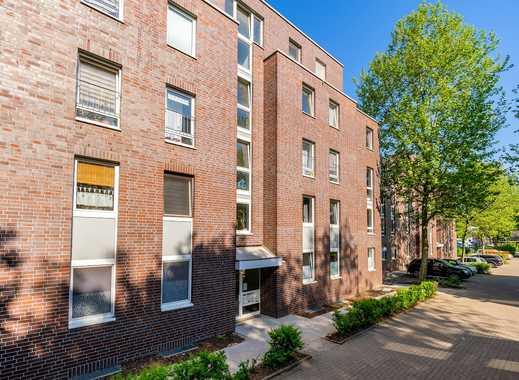Schöne 2 Zimmer Wohnung mit großem Balkon!
