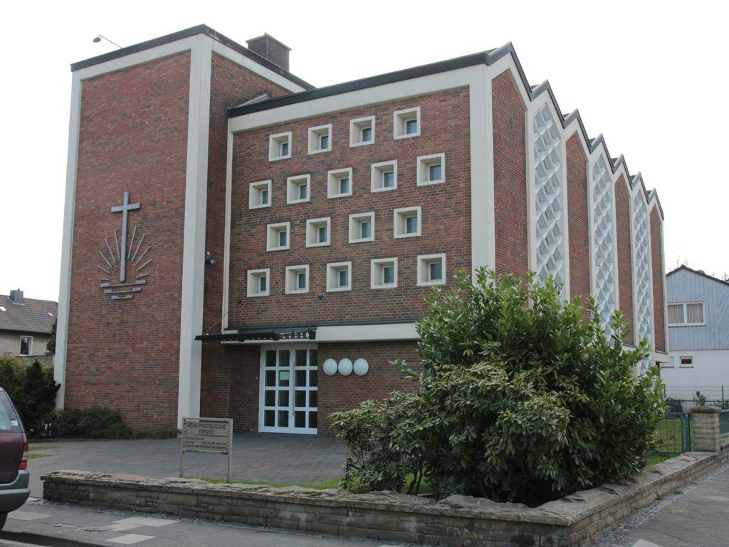Makler Castrop Rauxel ehemaliges gemeindehaus in castrop rauxel habinghorst