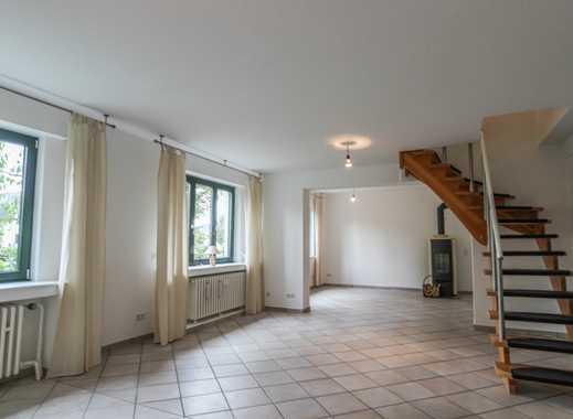 REUTER IMMOBILIEN Fünfzimmer-Maisonettwohnung mit Einbauküche und Garten in Bestwohnlage Köln Rath
