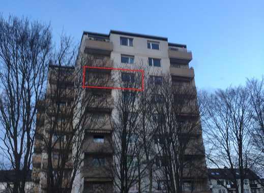 Helle 3 Zimmer Wohnung im 5.OG in Wolfenbüttel Linden mit tollem Ausblick