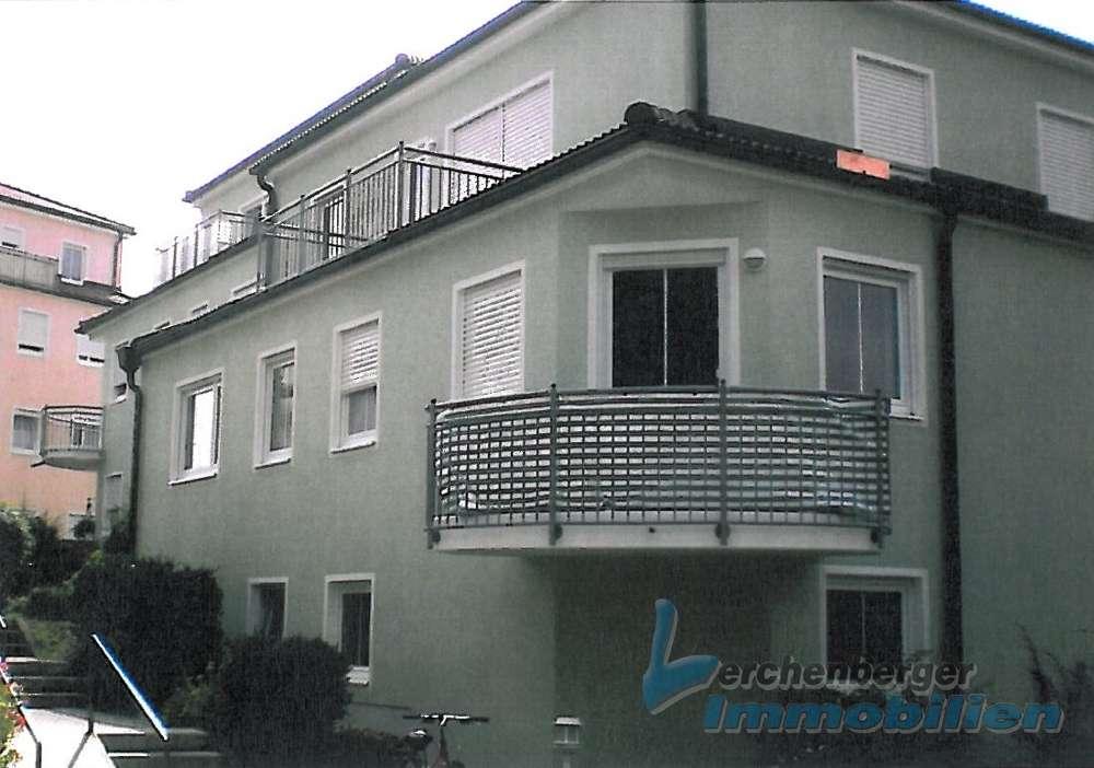 Immobilien Lerchenberger: Helles 1-Zimmer Appartement in Straubing