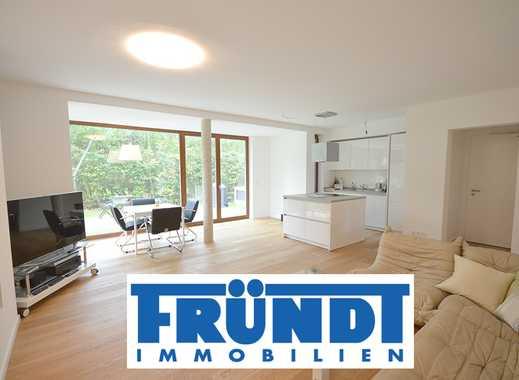 Exklusive und beliebte Neubauwohnung in bevorzugter Wohngegend.