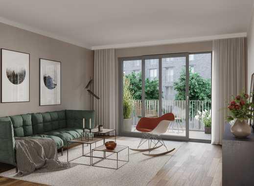 PANDION 5 FREUNDE - 4-Zimmer-Wohnung mit zwei Balkonen im Ehrenveedel