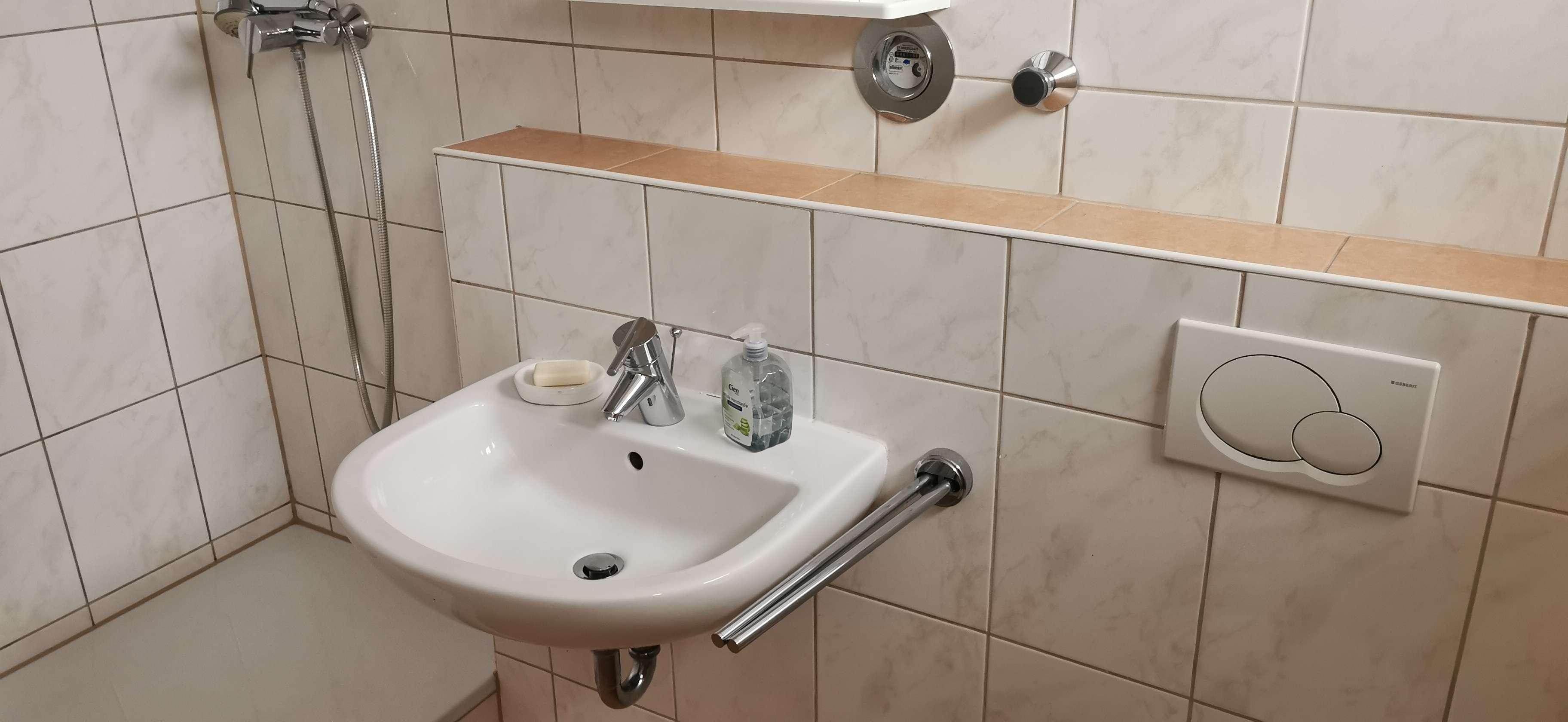 Geräumige Wohnung mit einem Zimmer in Erlangen in