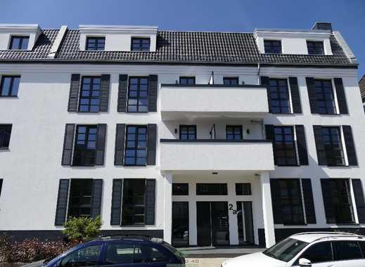 Helle Drei-Zimmer-Wohnung mit Terrasse und Garten in Schwachhausen