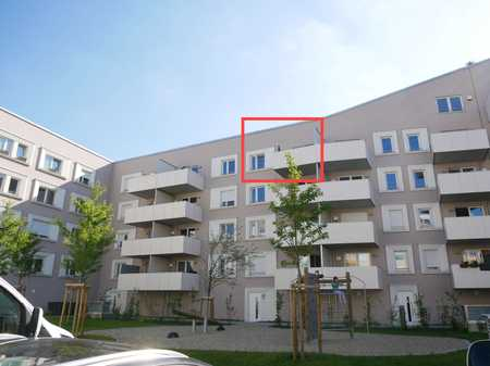 Landshuter Tor - barrierefreie 3 Zimmer Wohnung mit Balkon in Nikola