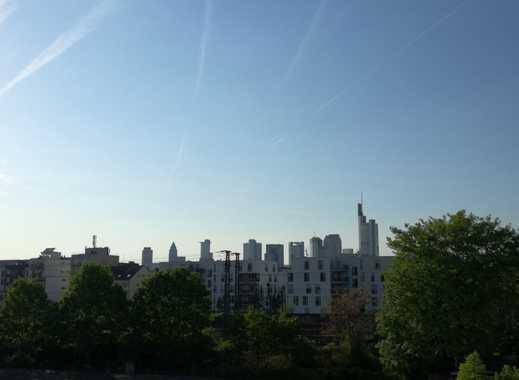 Exklusive 2-Zimmer-Loft-Wohnung mit Balkon inklusive Skyline View in Frankfurt am Main