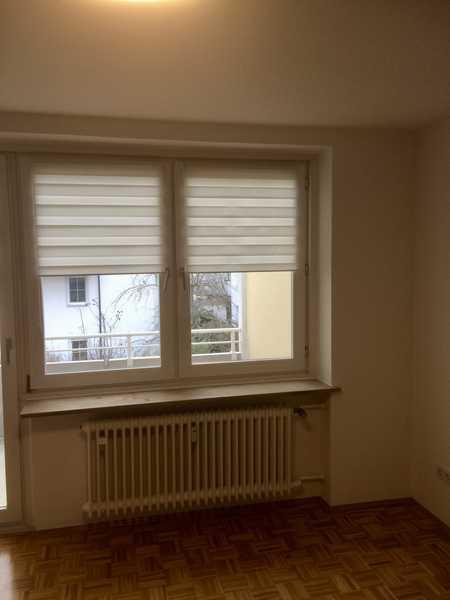 Stilvolle 1-Zimmer-Wohnung mit Balkon und Einbauküche in Hadern, München in Hadern (München)