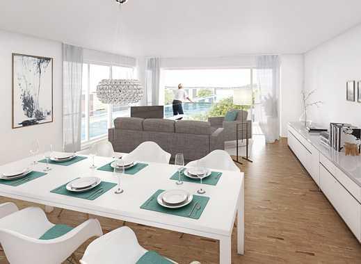 Willkommen zu Hause! Charmante 3-Zimmer-Wohnung im maritimen Umfeld am Rheinufer