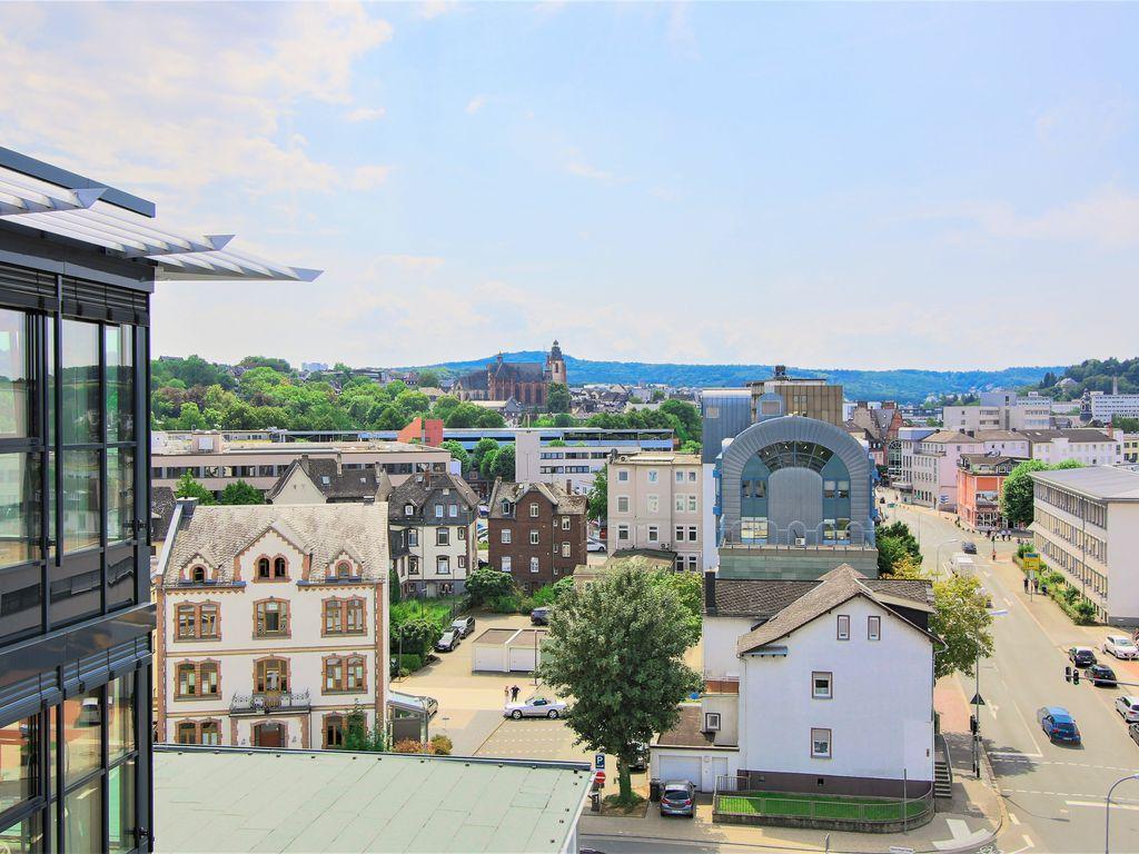 Südöstlicher Ausblick zum Dom