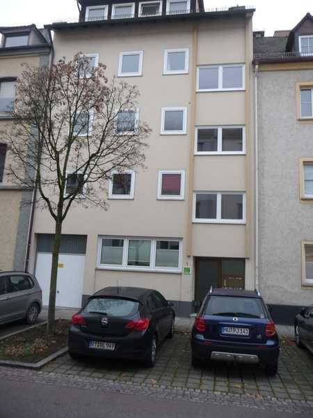 Vollständig renovierte 3-Raum-Wohnung mit Balkon und Einbauküche in Neu-Ulm in Neu-Ulm (Neu-Ulm)